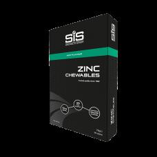 SiS CHEWABLE ZINC TABS košļajamas cinka tabletes 90 gb