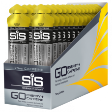SiS GO+ CAFFEINE želeja ar kofeīnu 30x60ml